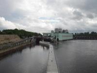 Бассейновая речная информационная система Волховский шлюз